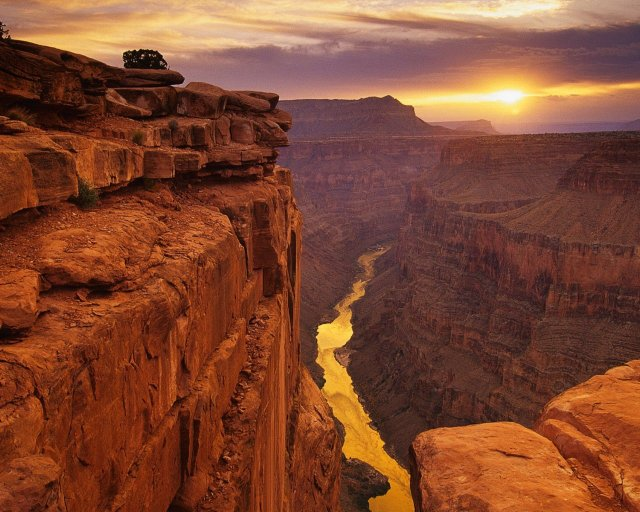 Grand Canyon National Park From WallpaperUP